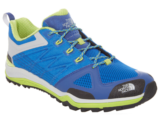The North Face Ultra Fastpack 2 - Chaussures Homme - vert/bleu